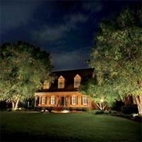 Landscape lighting stockton lodi dublin ca for Exterior design lodi ca
