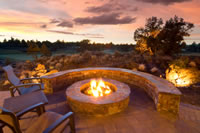 BBQ Pit & Outdoor Fireplace | Stockton, Lodi, Dublin, CA